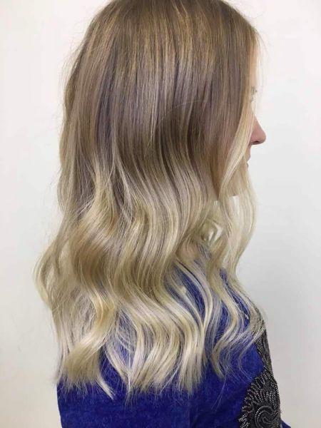 Окрашивание волос 4