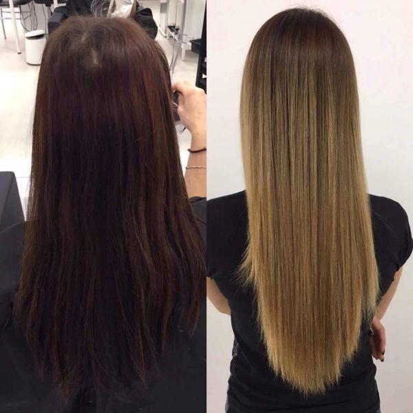Балаяж на волосы 6