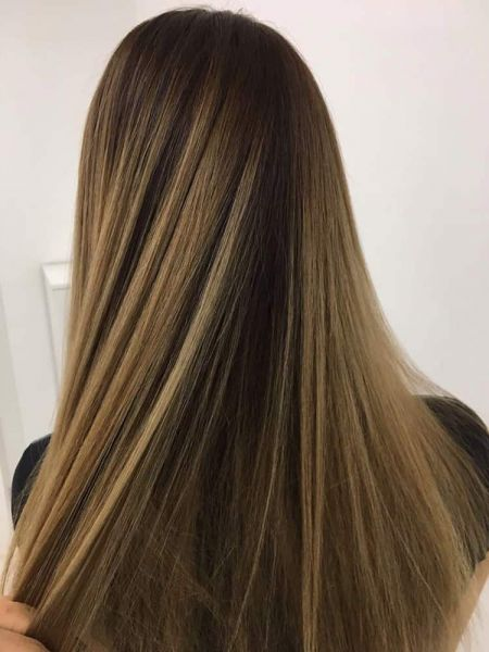 Окрашивание волос 5
