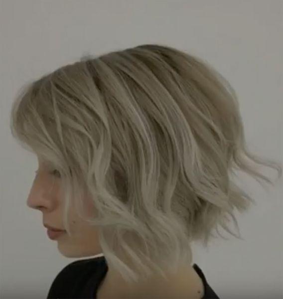 Окрашивание волос и отзыв