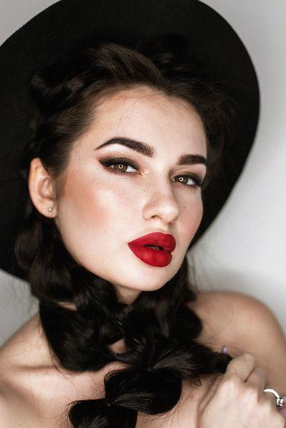 вечерний макияж Оренбург